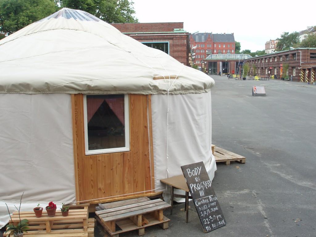 yurt@ uferstudios